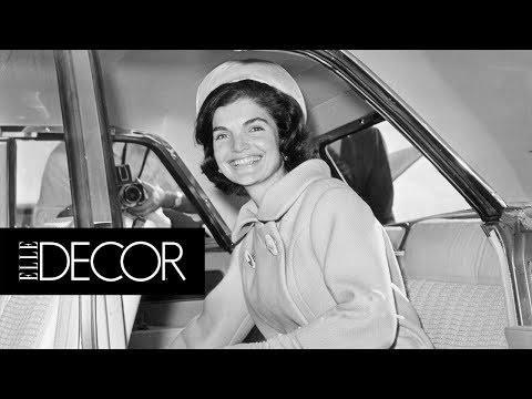Jackie Kennedy Onassis's Most Iconic Style Moments | ELLE Décor