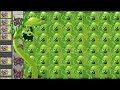 Plants vs Zombies 2 Mod -  Chomper Shooter vs Zomboss Fight !