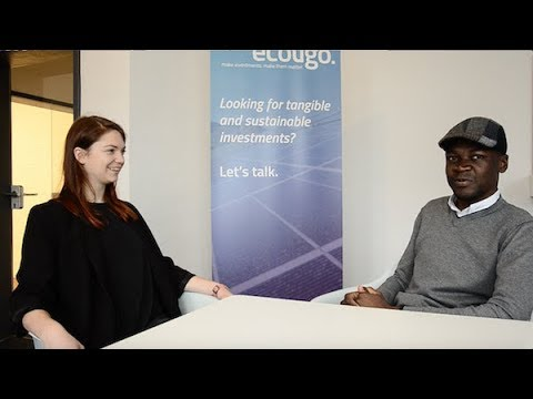 Interview with William Senyo of Impact Hub Accra for ecoligo