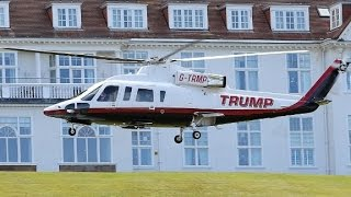 Reports: Trump to offer helicopter rides