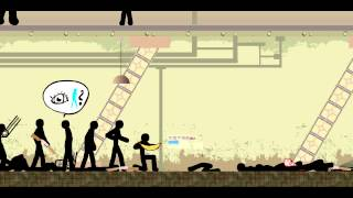 #UNFINISHED - Stickman fight (FREE project file download)