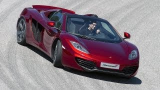 Mclaren Road Car Special - F1, Mp4-12c And 12c Spider