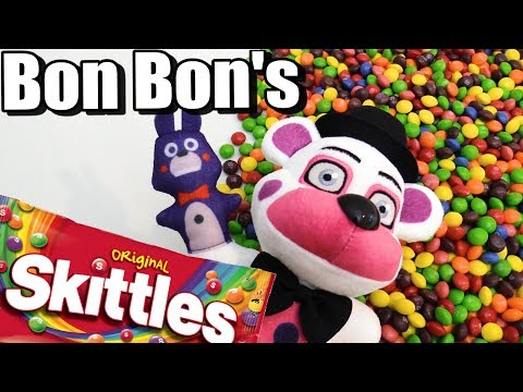 FNAF Plush Episode 103 - Bon Bon's Skittle Problem