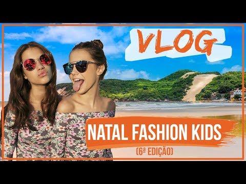 VLOG - Natal Fashion Kids 6