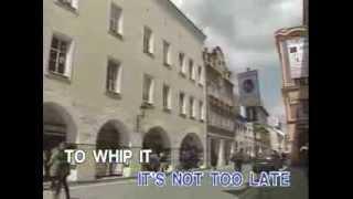 WHIP IT DEVO (VOICE VIDEOKE)