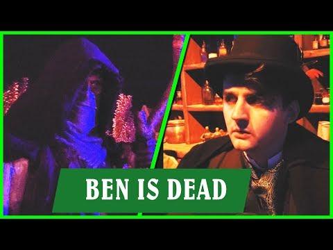 The Death Of Benjamin Scuff - Evermore Park