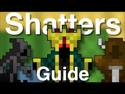 RotMG - The Shatters Guide