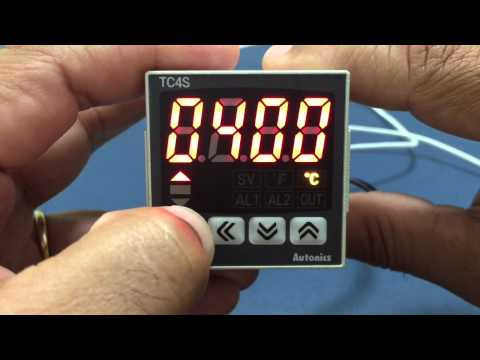 How to Connect and Set PID Temperature Controller? IT