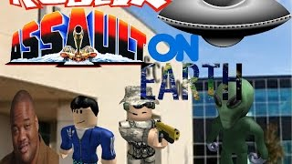 ROBLOX High: Assault On Earth