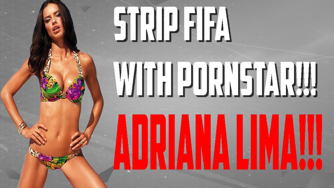 OMG NAKED STRIP FIFA WITH HOT PORNSTAR!! - YouTube