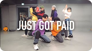 Just Got Paid - Sigala, Ella Eyre, Meghan Trainor ft. French Montana / Jinwoo Yoon Choreography