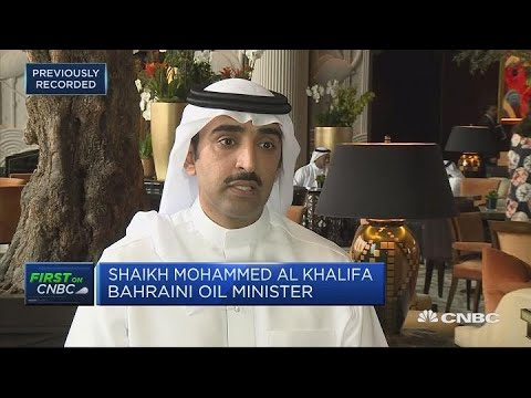 The investment has not quite returned, says Bahrain oil minister | In The News