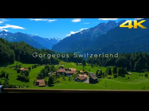 Let's Travel • GORGEOUS SWITZERLAND IN 4K (Ultra HD) • Panasonic G7