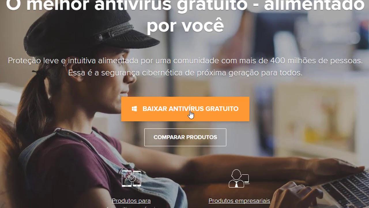 o antivirus avast de graca