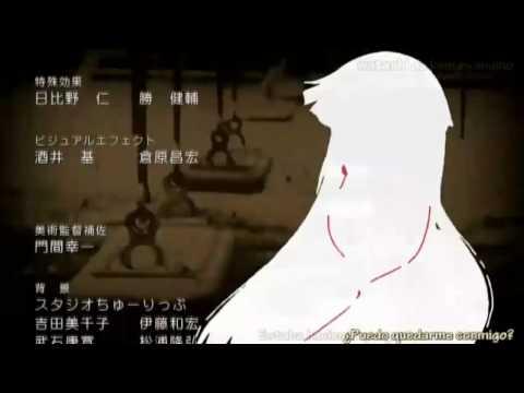 Natsu no Arashi! ending