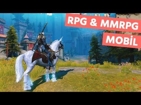 En Iyi  RPG Oyunları 2019 - Android & IOS