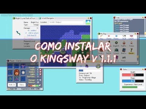 Como Baixar e Instalar O KingSway [ v 1.1.1 ]