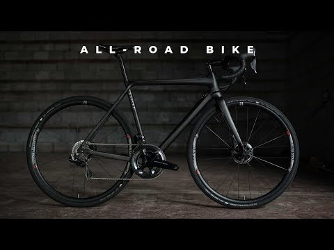 98932bf860d ALLIED ALLROAD - Custom carbon road bikes made in the USA - YouTube