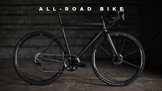 ALLIED ALLROAD - Custom carbon road bikes made in the USA