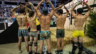 Team Barcelona Highlights - Naked Riding