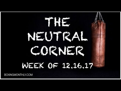 TNC #105: Rigondeaux quits against Lomachenko, previews of Saunders-Lemieux, ESPN, PBC cards