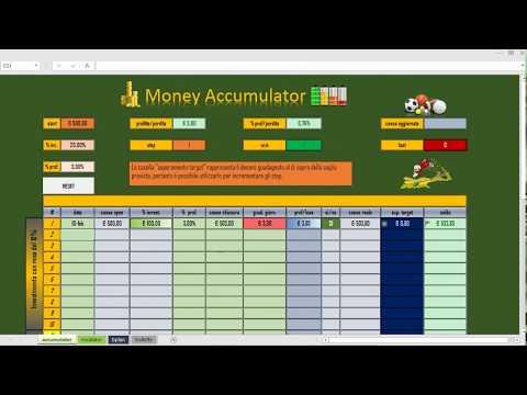 Money Management Eskalator