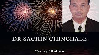 Happy New year 2019 by Dr Sachin Chinchale
