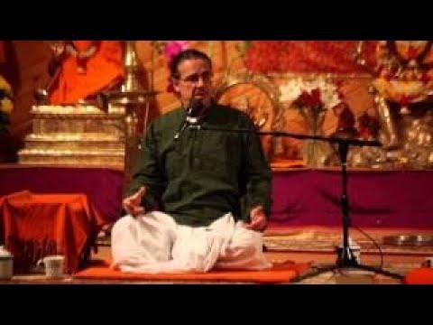 Adwaita Das Introduction to the Yoga Psychology Symposium 2017 at the Sivananda Ashram Yog