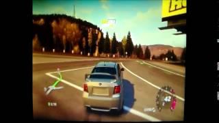 Forza Horizon - Festival Race: Recaro Rush (Xbox 360) 480p