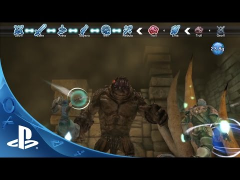 Natural Doctrine -- Adapt to Survive Trailer   PS4, PS3, PS Vita