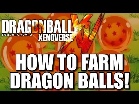 Dragonball Xenoverse How To Farm Dragon