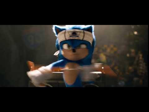 Sonic The Hedgehog   Biopremiär 19 Februari    Paramount Pictures International