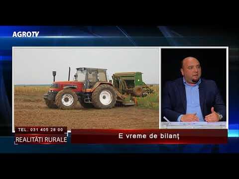 AGRO TV: Realități Rurale - partea I (30.10.2017)
