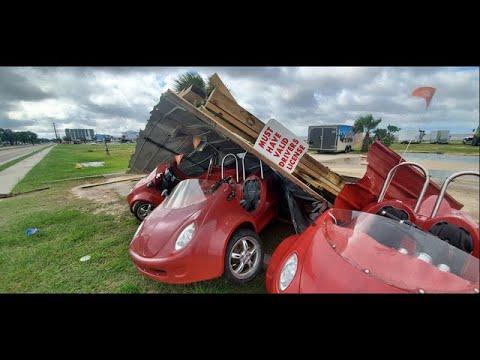 June 19th Tropical Storm Claudette Update