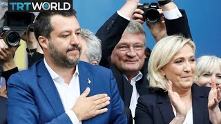 Europe Elects: Far-right parties unite for EU elections
