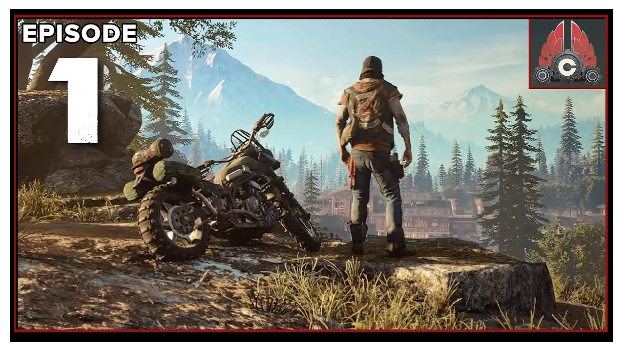 CohhCarnage Plays Days Gone On PC(Complete)