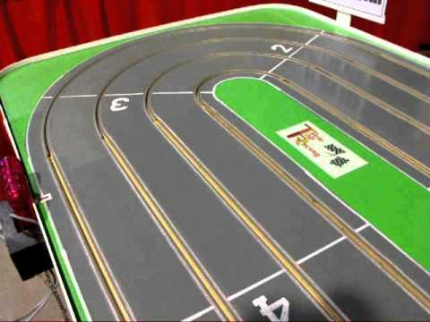Non-deslotting HO Track