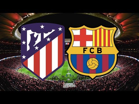 Atletico Madrid vs Barcelona, La Liga, 2018 - TACTICAL PREVIEW