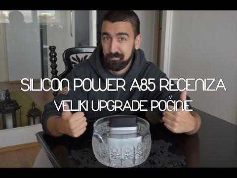 Silicon Power A85 Recenzija | Upgrade Počinje