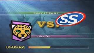 Metro Zoo VS Sammy Slammers Tournament 1st Round - Sammy Sosa Softball Slam Episode 6