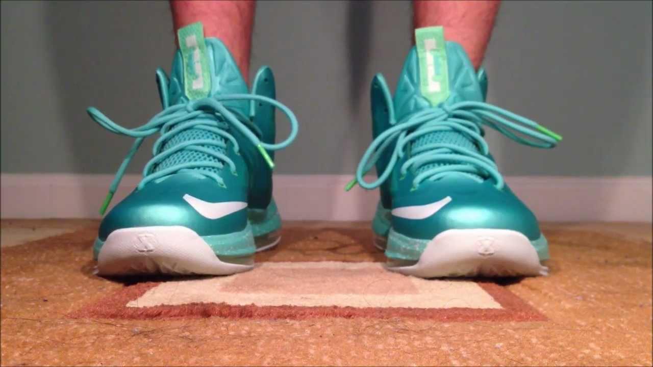 hot sale online bb619 413fa Nike Air Lebron 10