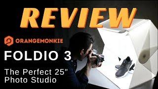 Best Portable Photobooth - Foldio 3 & Halo Bar Review