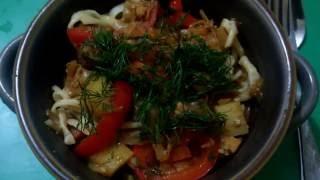 Лагман!!! (невероятно вкусное блюдо среднеазиатской кухни!!!)