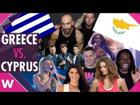 Greece vs. Cyprus: Who does Eurovision better?