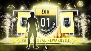 DIVISION 1 RANK 1 RIVALS REWARDS!!! FIFA 21 Ultimate Team