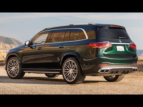 2021 Mercedes-AMG GLS 63 – High Performance Luxury full-size SUV