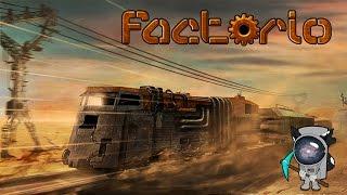 Factorio (s1e01) - Добыча ресурсов