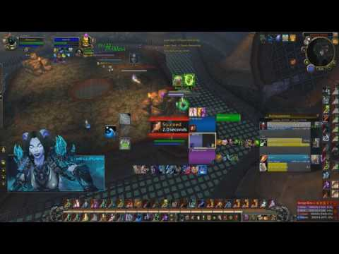 WoW Legion 7.1.5 Arena 3v3 - RSham Demo DH - Journey to glad #2 Lose is improve Kappa.