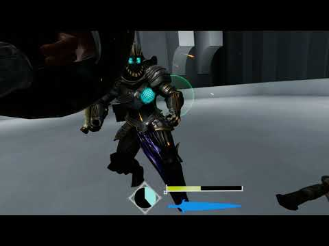 Swords of Gargantua VR Gameplay - VRgal