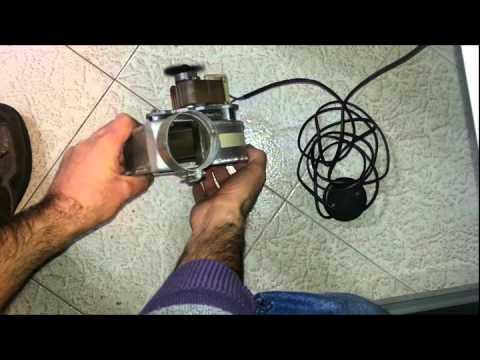 Estrattore Fumi Ventilatore Vcw Caldaia Vaillant Youtube